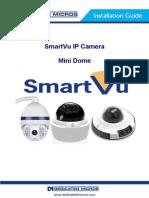 SmartVu Mini Dome Install and Config Manual