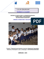 Atencion Psicosocial Lilia Daukaia