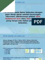 Peta Dasar LPI dan LLN