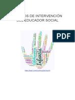 Ámbitos de Intervención Del Educador Social