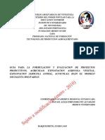Proyecto Productivo Agricola[1] Propuesta de Lara[1][1]
