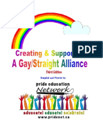creating and supporting a gay straight alliance - pride education network