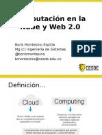 Computacion en la Nube - Conferencia