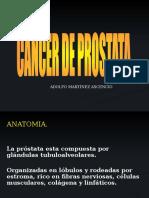 CANCER DE PROSTATA.ppt
