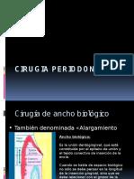 Cirugia Periodontal II