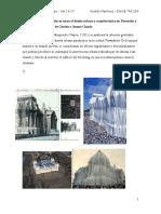 Tiwanaku y el Reichstag de Christo y Jeanne Claude (Andrés Martínez)