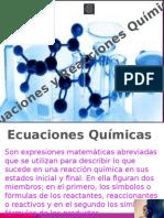 Reacciones y Ecuaciones Químicas Sheriling Castillo
