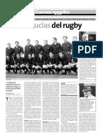 Los carasucias del rugby