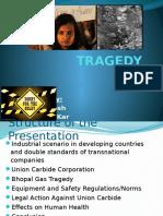 bhopal gas tragedy ppt