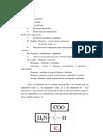 Resumo Bioquimica Básica