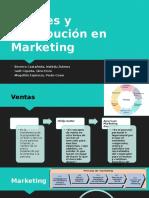 Canales y distribución de Marketing