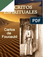 183198429 Escritos Espirituales Carlos de Foucauld