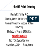 US Pallet Industry Overview
