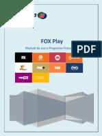 Manual FOX Play