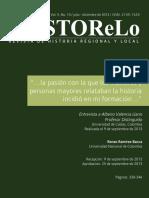 Entrevista Albeiro Valencia Llano-Revista Historelo