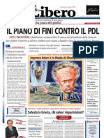 LIBERO 29 APRILE 2010