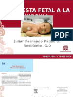 Respuesta Fetal a La Hipoxia
