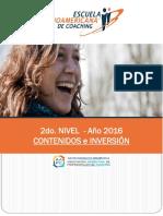 Presentacion Definitiva N 2 2016