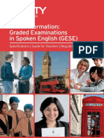 GESE Exam Information Booklet (Title Rev2013)