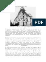 Breve Historia de La Banca en Lima Hasta 1950 (Historia Del Grupo Wiesse)