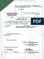 Ammon Bundy complaint