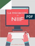 La Iniciación en NIIF