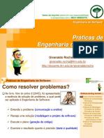 ESw 02 - Praticas Engenharia Software