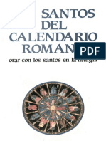 Lodi, E., Los Santos Del Calendario Romano