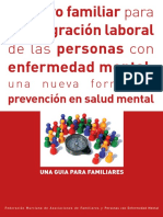 Apoyo Familiar Integracion Laboral