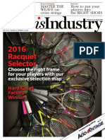 201605 Tennis Industry magazine