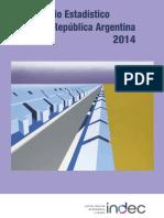 Anuario Estadístico Argentino 2010-2014