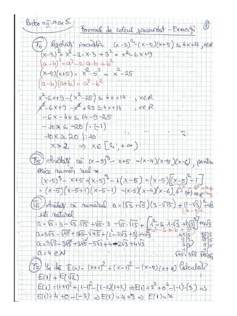 Cum se foloseşte opţiunea de calcul pe etape? - Graitec Romania