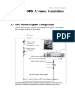 GPS Antenna Installation