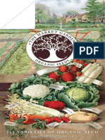 The Market Garden Organic Seed Catalogue