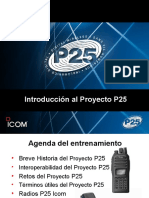 Protocolo P25 Introduccion