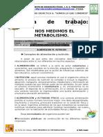 6 U.D. Comemos (Ficha Metabolismo)