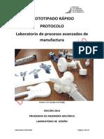 Protocolo Técnico Práctica Prototipado Rápido