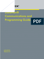 COGNEX DATAMAN CommunicationsAndProgramming550