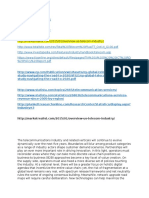 Capstone References Links