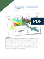 Plan de Desarrollo Comuna 12