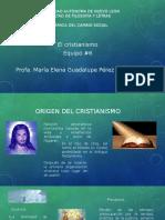 DINAMICA CRISTIANISMO