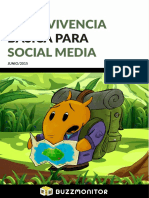 Kit de supervivencia básica para Social Media