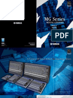 MG Series Mixers Catalogue