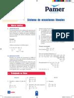 X_1°Año_S4_Sistema de ecuaciones lineales