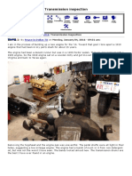 Model T Ford Forum_ Transmission Inspection