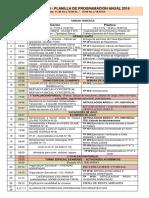 Cronograma Estructuras Ib 2016-r6