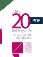 20 Holdings de México