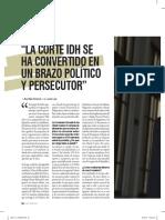 La Ley 11 - Entrevista a Javier Villa Stein