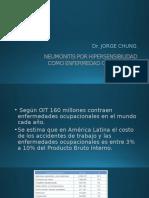 Neumonitis por Hipersensibilidad