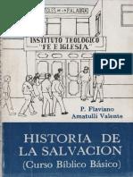 Amatulli, Flaviano, HISTORIA de LA SALVACIÓN _ Curso Bíblico Básico, Apóstoles de La Palabra
